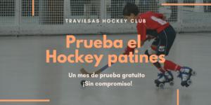 Un mes de prueba hockey patines Vigo