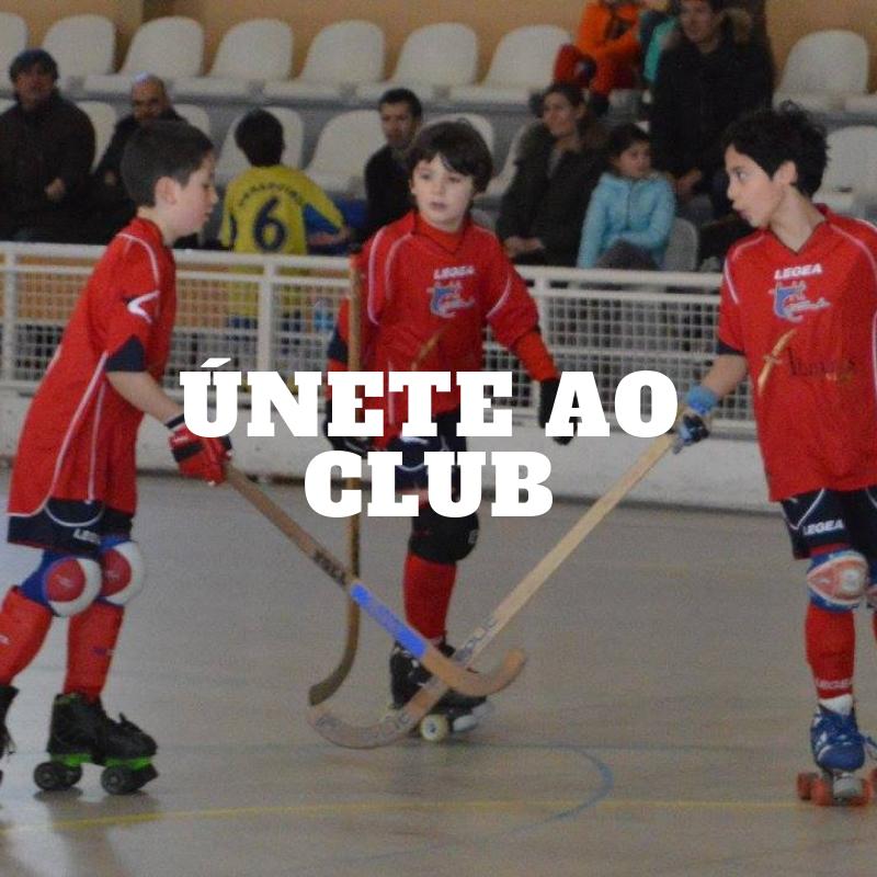 unete al traviesas hockey club. Club de hockey patines en Vigo