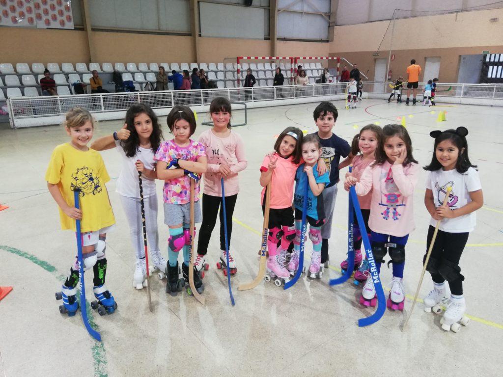Hockey patines femenino Vigo
